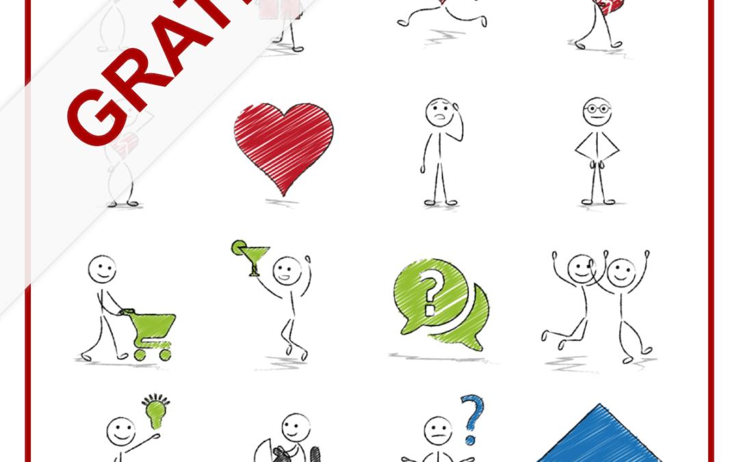 Unser Geschenk für Sie: kostenlose Grafiken für Ihre Website