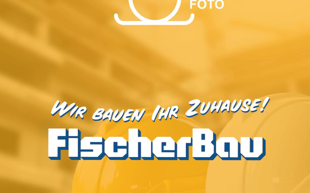 Filmproduktion, Foto-Shooting, Print und Social-Media-Betreuung für die FischerBau GmbH & Co. KG aus Weidenbach