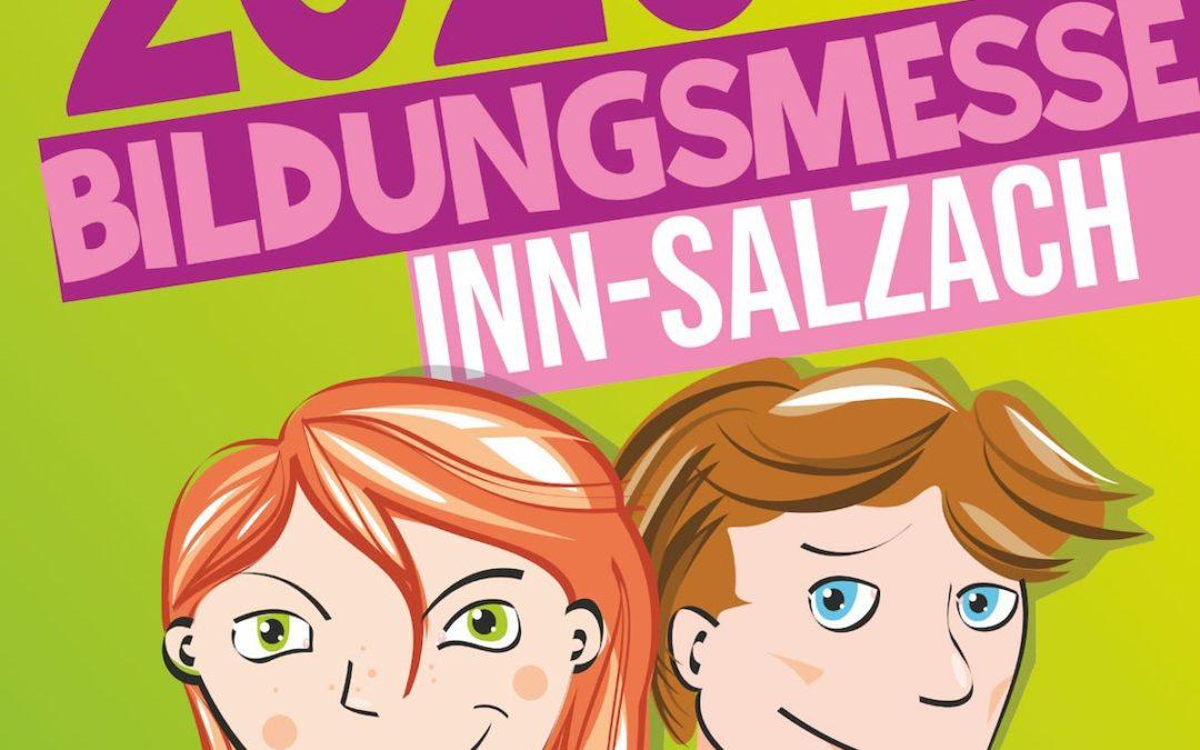 Die Kultur- und Kreativwirtschaft auf der Bildungsmesse Inn-Salzach in Burghausen
