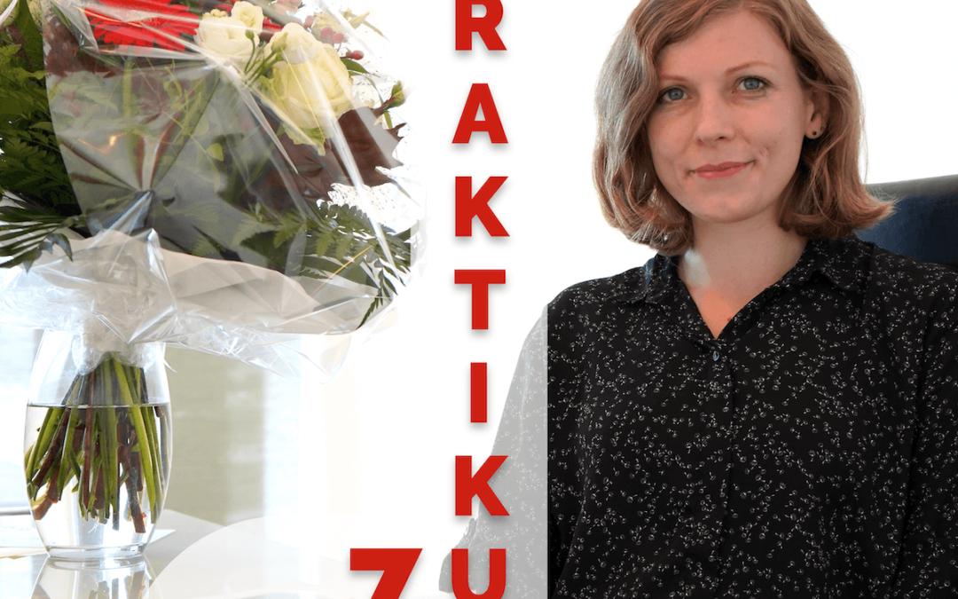 Anna Katzedorn: 7-monatiges Praktikum im Zuge der Ausbildung zur Mediengestalterin (Digital und Print)
