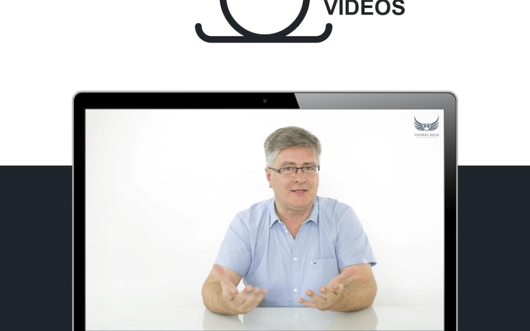 Videoproduktion und Webdesign für Psychoonkologe Thomas Bach